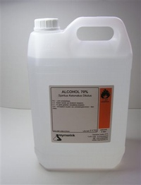 Alcohol Podior 70% 5000 ml
