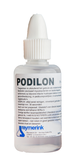 Podilon 30 ml. (kleurloze jodium)