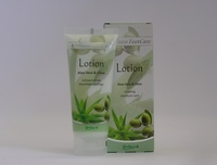 Aloe Vera & Olive lotion, tube van 100 ml