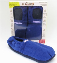 Slippies, voetverwarmers