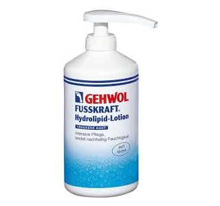 Gehwol Fusskraft Hydrolipide lotion, 500 ml