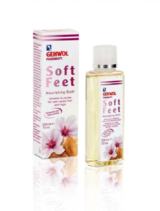 Gehwol Fusskraft Soft Feet verzorgingsbad, 50 ml
