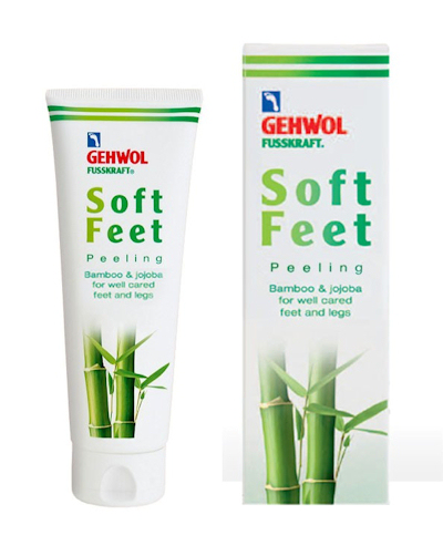 Gehwol Fuszkraft Soft Feet Peeling, 125 ml