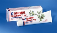 Gehwol Fusskraft Rood, 75 ml.