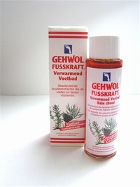 Gehwol Fuszkraft Warmtebad 150 ml.