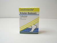 Voetbadzout 250 gr.