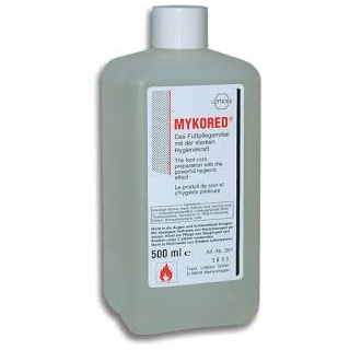 Mykored Praktijkfles, 500 ml