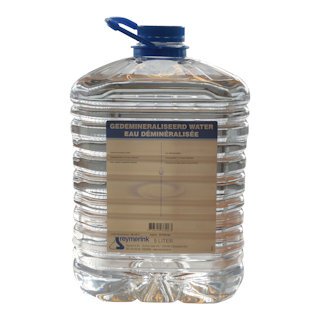 Gedemineraliseerd water, 5000 ml