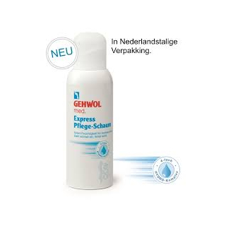 Gehwol Express-schuim, 125 ml